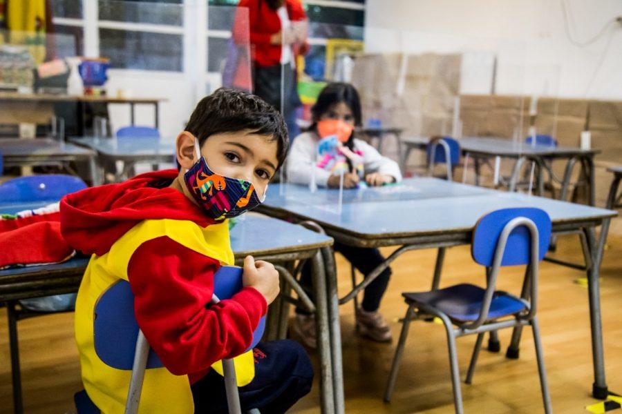 Estudiantes de los Ciclos 1, 2 y 3 inician sus actividades pedagógicas presenciales